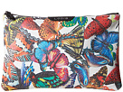 Lodis Accessories Vanessa Butterfly Flat Pouch (Multi)