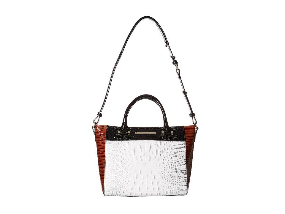 Brahmin Mini Arno Halo Tote Handbags