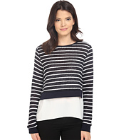 ONLY - Rope Long Sleeve Mix Top