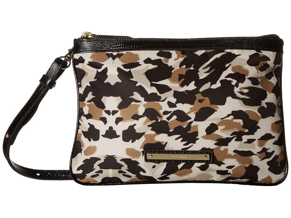 Brahmin Perri Crossbody Brown Cross Body Handbags