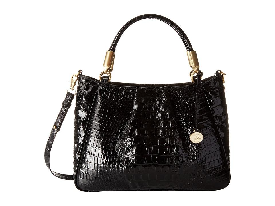 Brahmin Ruby Black Handbags