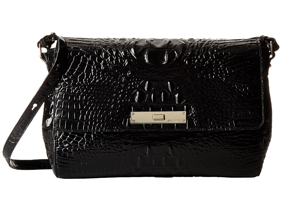 Brahmin Thea Black Handbags