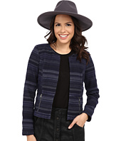 ONLY - Kimmie Cropped Jacquard Jacket