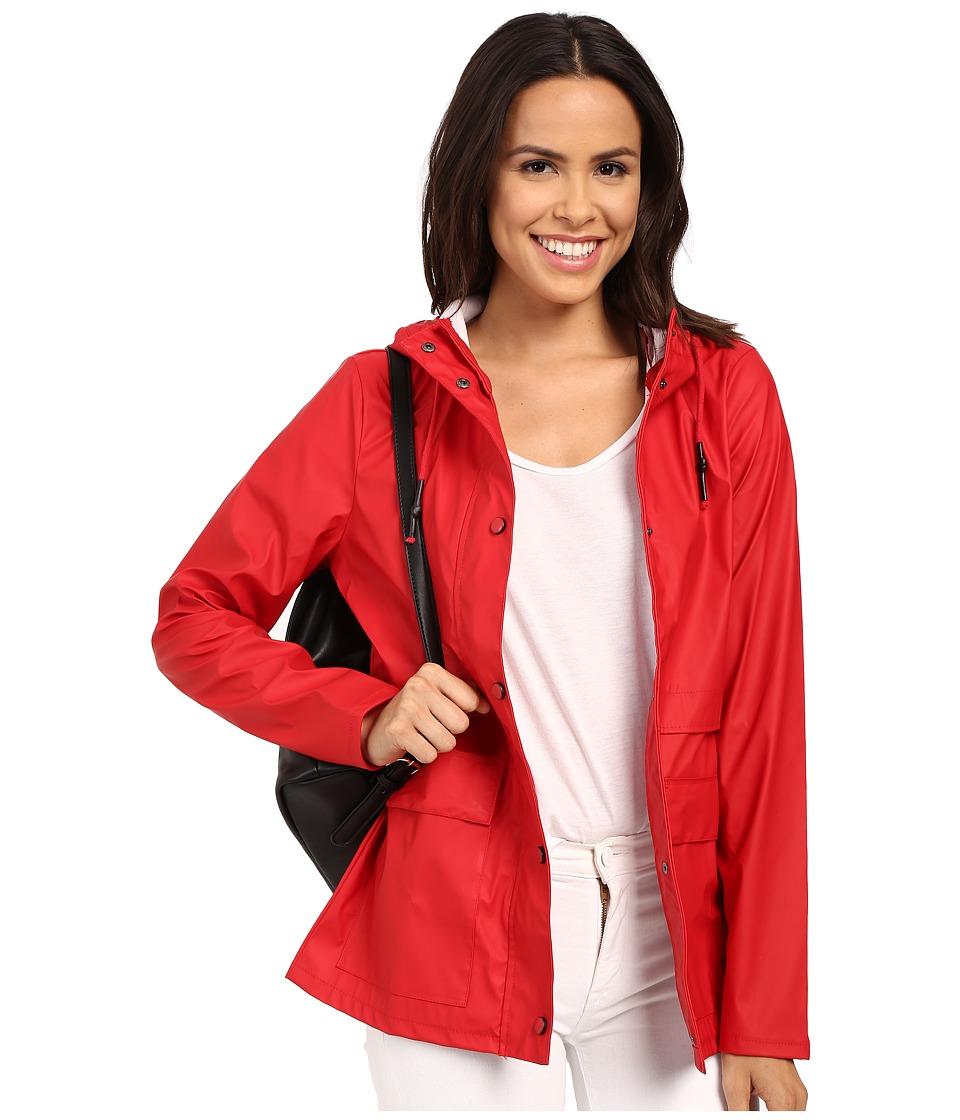 ONLY Train Short Raincoat Samba Womens Coat