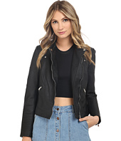 ONLY - Farah Faux Leather Biker