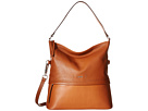 Lodis Accessories Kate Sunny Hobo (Toffee)