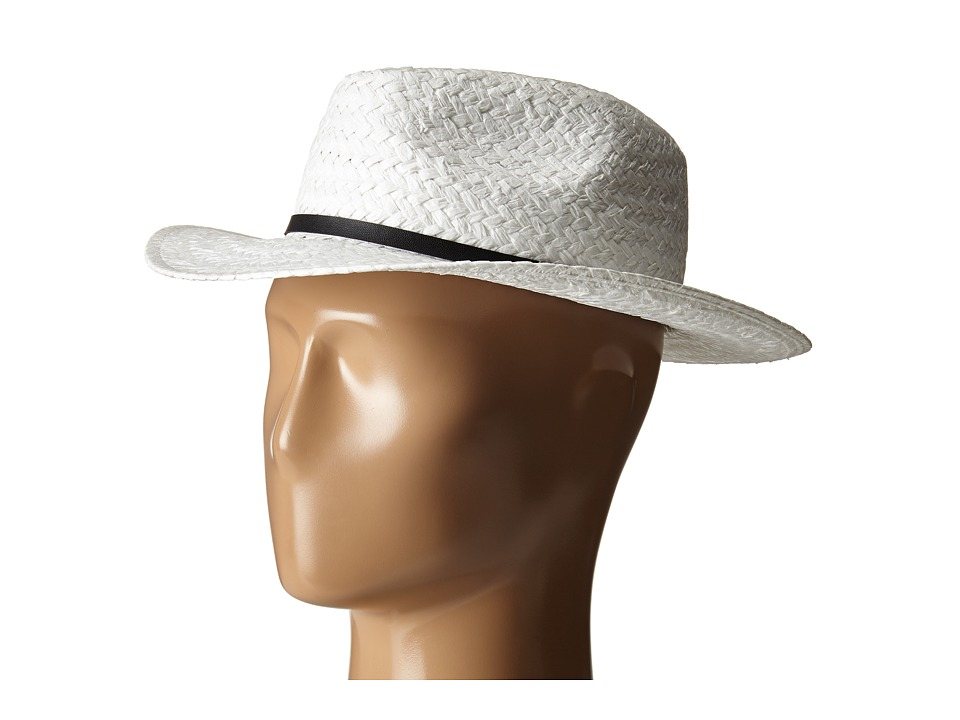 RVCA Shattic Hat White Caps