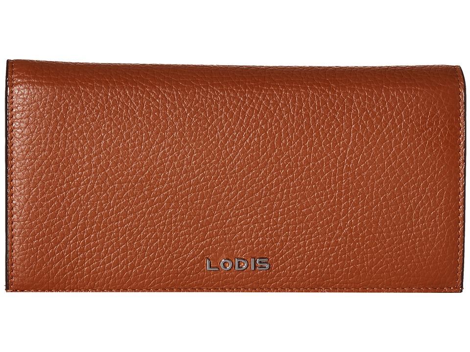 Lodis Accessories - Kate Kia Wallet (Toffee) Wallet Handbags
