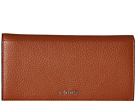 Lodis Accessories Kate Kia Wallet (Toffee)