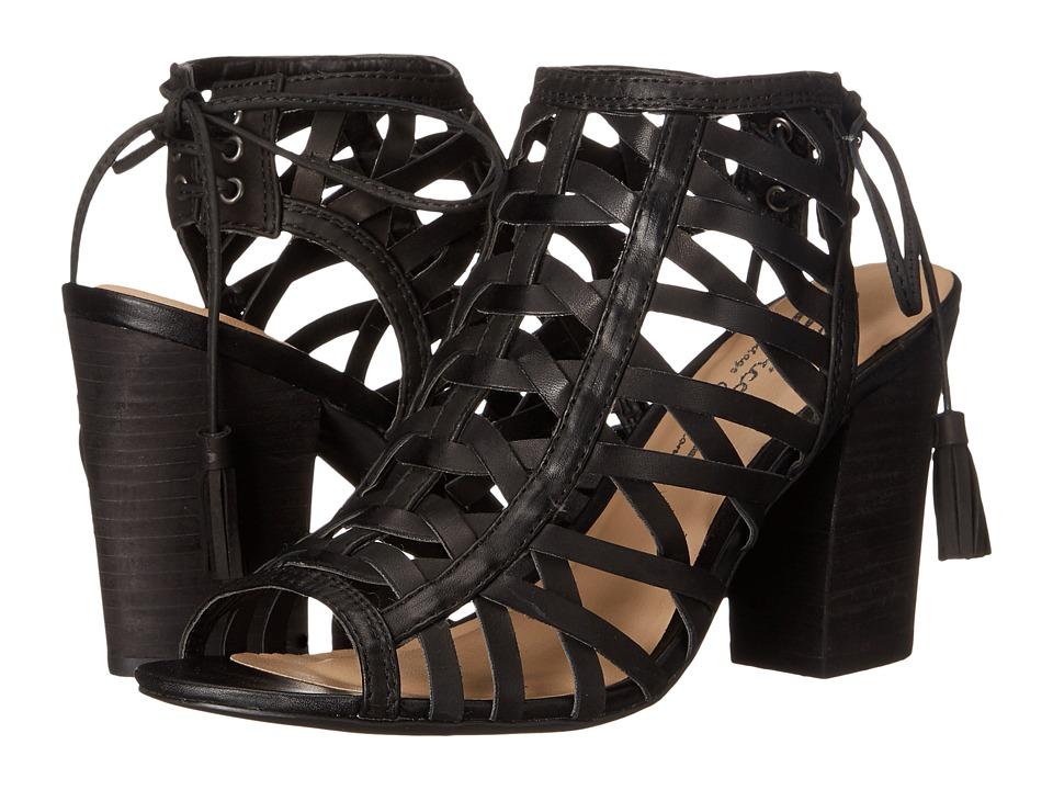 Sbicca Geovana (Black) High Heels