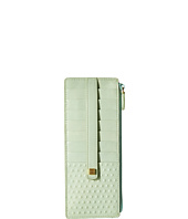 Lodis Accessories - Cadiz Credit Card Case with Zipper Pocket