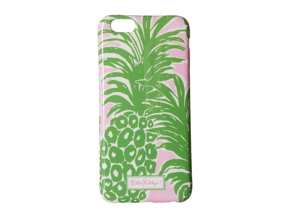 Lilly Pulitzer - iPhone 6 Cover (Pink Pout Flamenco Tech) Cell Phone Case