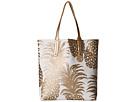 Lilly Pulitzer Reversible Shopper Tote (Resort White La Via Loca Accessories)