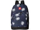 Obey Palm Fan Juvee Backpack (Navy/White)