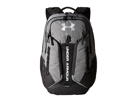 Under Armour UA Contender Backpack - Graphite/Stealth Gray/White