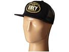 Obey Chains Trucker Hat (Black)