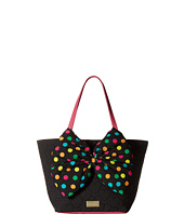Luv Betsey - Bellaa Quilted Cotton Tote