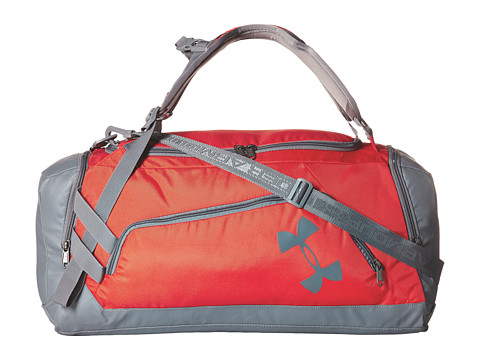 Under Armour UA Contain Duo Backpack/Duffel - Red/Graphite/Graphite