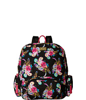 Luv Betsey - Grandd Quilted Cotton Backpack