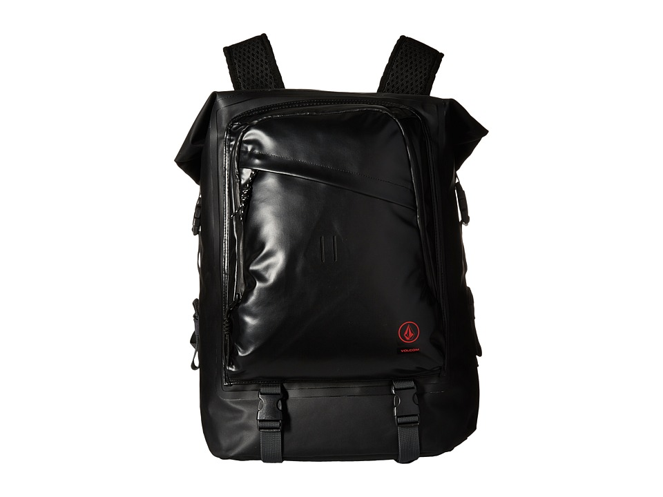 Volcom Mod Tech Dry Bag Black Backpack Bags