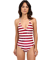 Roxy - Deep V One-Piece Liberty