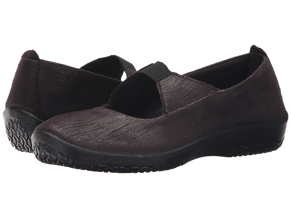 Arcopedico - Leina (Black Flare) Women