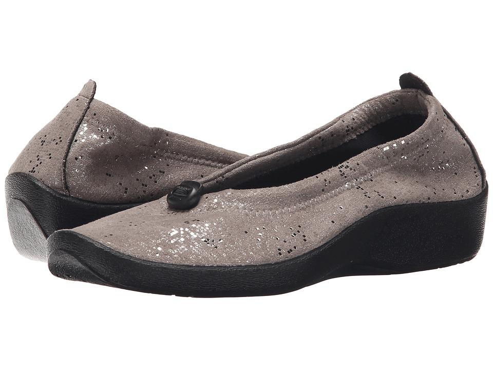 Arcopedico L14 (Silver Sparkle) Flats
