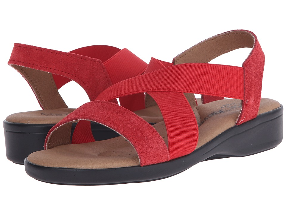 Arcopedico - Monterey (Red) Women