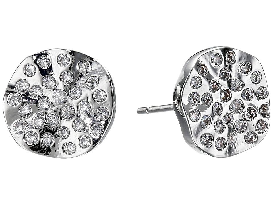 gorjana Aurora Large Studs Silver Earring