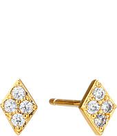 gorjana - Petra Shimmer Diamond Studs