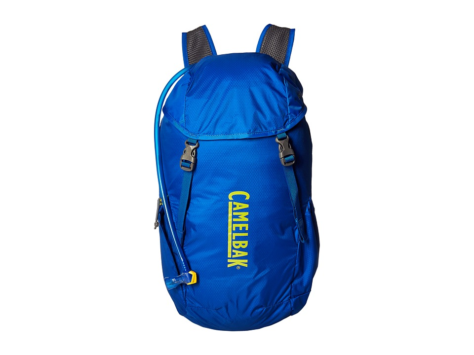 CamelBak Arete 22 70 oz Olympian Blue/Green Oasis Backpack Bags