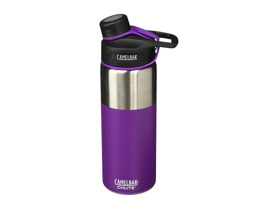 CamelBak Chute Vacuum Insulated Stainless 20 oz Fig Outdoor Sports Equipment