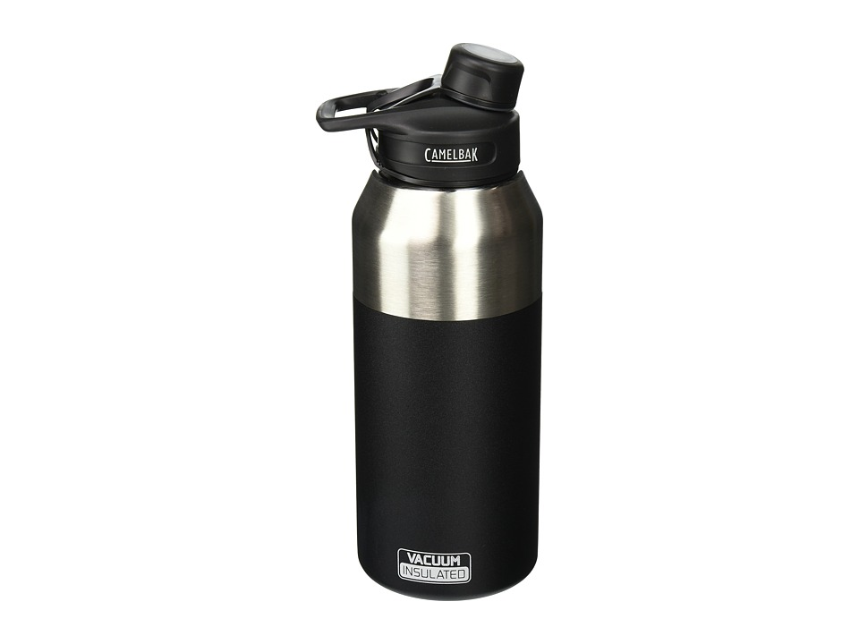 CamelBak - Chute Vacuum Insulated Stainless 40 oz (Jet) Outdoor Sports Equipment