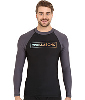 Billabong - All Day Raglan Long Sleeve Rashguard