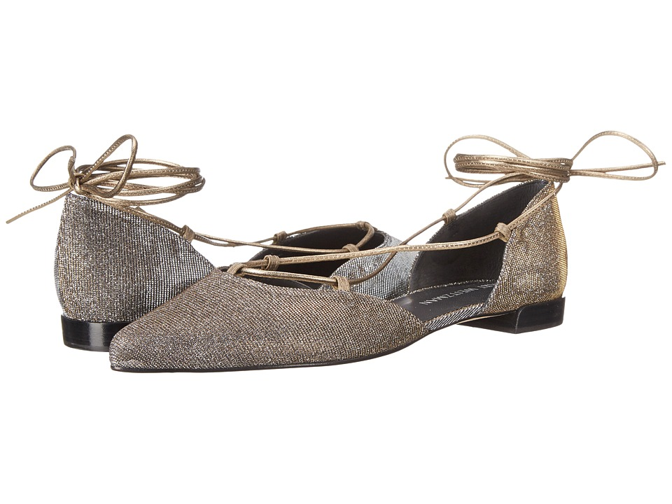 Stuart Weitzman Bridal amp Evening Collection Gilligan Pyrite Nocturn Womens Dress Flat Shoes