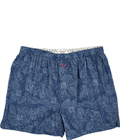 Tommy Bahama - Big & Tall Island Washed Cotton Woven Boxer