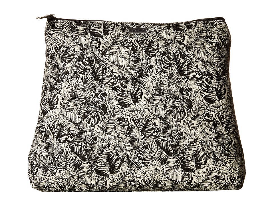 RVCA Zander Black/White Handbags