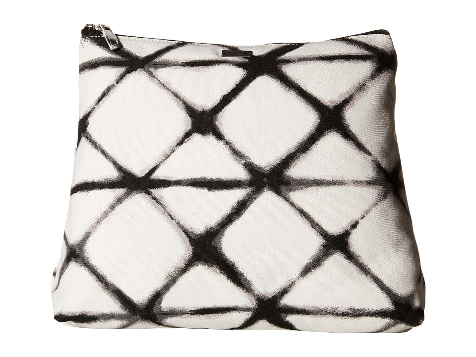 RVCA Zander White/Black Handbags
