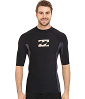Billabong - Iconic Short Sleeve Rashguard
