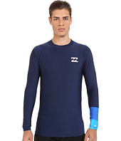 Billabong - Tri Bong Long Sleeve Rashguard