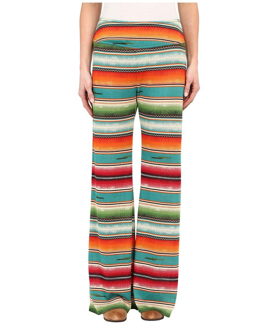 Double D Ranchwear Pachamama Serape Pants Multi Womens Casual Pants