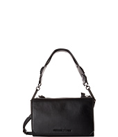 McQ - Vail Smooth Leather Shoulder Bag