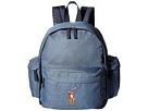 Polo Ralph Lauren Kids Large Pony Backpack Medium