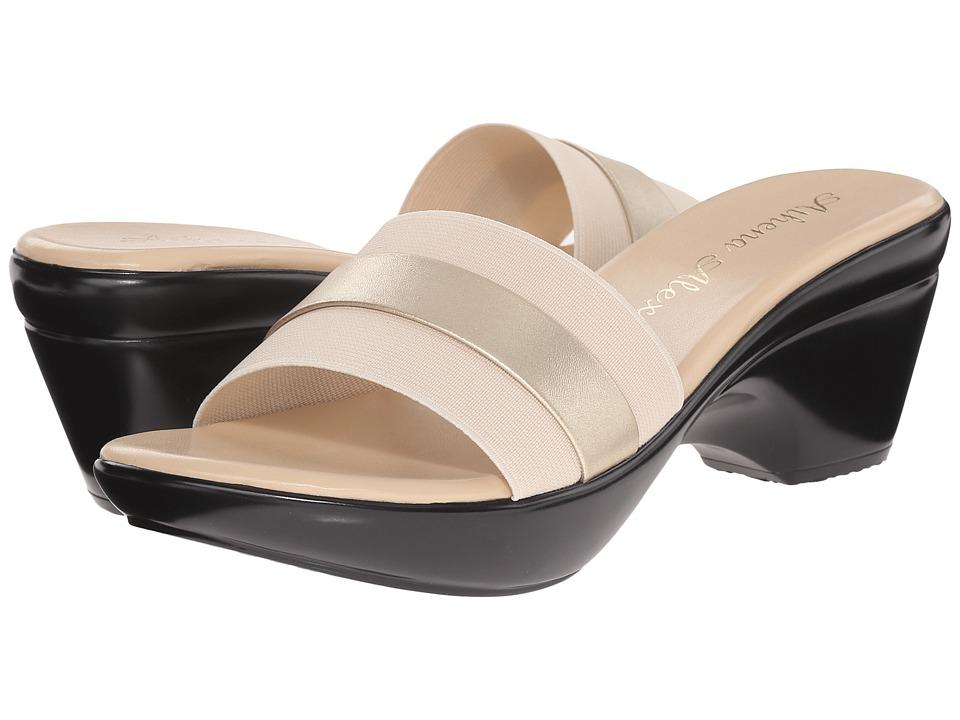 Athena Alexander Brandy Beige Womens Sandals