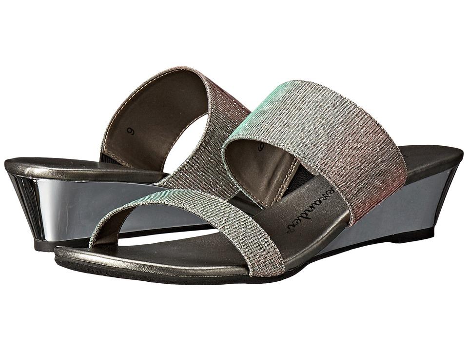 Athena Alexander Sparkler Silver Womens Sandals