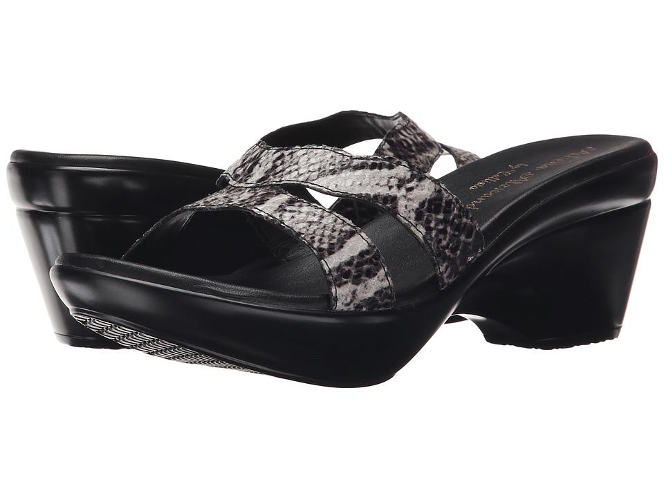 Athena Alexander Linden Python Womens Sandals
