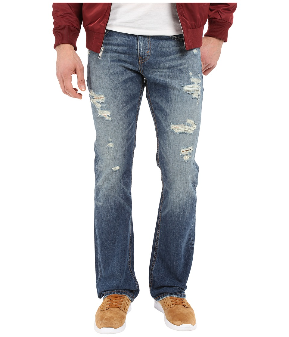 Levis(r) Mens - 527tm Slim Bootcut (Blue Barnacle) Mens Jeans