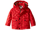 Burberry Kids Burberry Kids Quilted A-Line Jacket (Infant/Toddler)