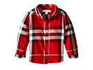 Burberry Kids Fred with Pockets Long Sleeve (Infant/Toddler)