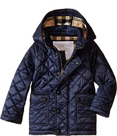 Burberry Kids - Quilted A-Line Jacket (Infant/Toddler)